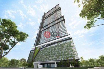 居外网在售马来西亚吉隆坡2卧2卫的房产MYR 750,000