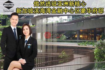 中星加坡房产房价_新加坡房产房价_居外网在售新加坡2卧2卫新开发的房产总占地26244平方米SGD 2,833,380
