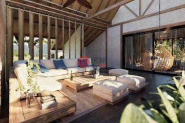居外网在售印尼2卧2卫新开发的房产总占地350平方米IDR 4,000,000,000
