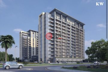 居外网在售阿联酋1卧1卫特别设计建筑的公寓总占地1000平方米AED 760,000