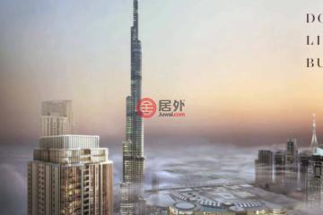 居外网在售阿联酋2卧2卫特别设计建筑的公寓总占地110平方米AED 3,600,000