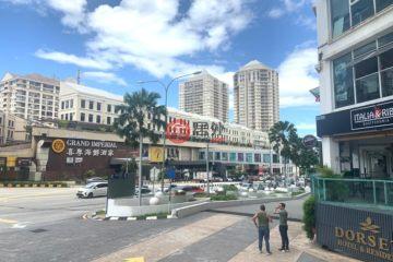 居外网在售马来西亚吉隆坡1卧1卫的房产总占地64平方米MYR 680,000