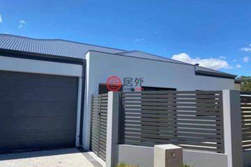 居外网在售澳大利亚3卧2卫新房的房产总占地261平方米AUD 499,000