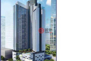 居外网在售马来西亚吉隆坡3卧2卫的房产总占地86平方米MYR 1,700,000