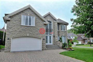 加拿大房产房价_魁北克房产房价_Kirkland房产房价_居外网在售加拿大Kirkland5卧4卫局部整修过的房产总占地687平方米CAD 1,178,000