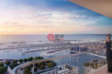 居外网在售阿联酋迪拜1卧1卫的房产总占地67平方米AED 1,580,888