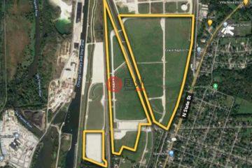 居外网在售美国洛克波特总占地728437平方米的土地