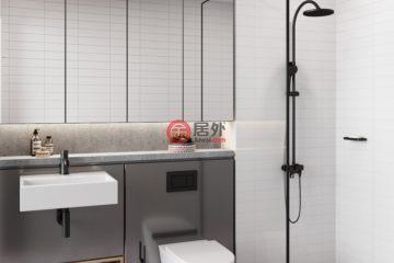 居外网在售澳大利亚2卧2卫的公寓总占地126平方米AUD 960,000