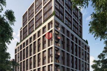居外网在售加拿大1卧1卫新开发的房产总占地45平方米CAD 639,000