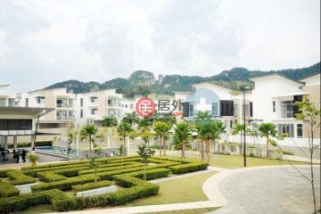居外网在售马来西亚吉隆坡的房产总占地372平方米MYR 1,100,000