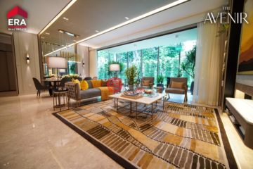 居外网在售新加坡5卧4卫新开发的房产总占地120000平方米SGD 7,304,000