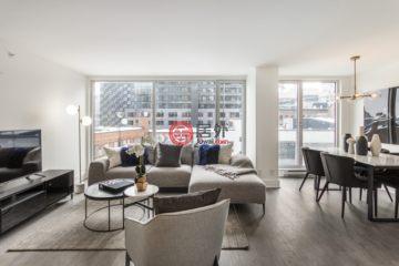 居外网在售加拿大2卧1卫新开发的房产总占地73平方米CAD 2,370 / 月
