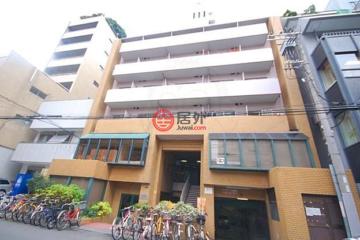 居外网在售日本Osaka的房产总占地26平方米JPY 7,500,000