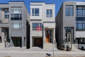 居外网在售加拿大4卧6卫新房的房产总占地230平方米CAD 998,000