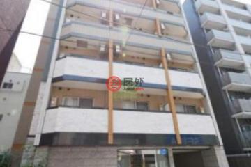 居外网在售日本东京1卧1卫的房产总占地200平方米JPY 24,200,000
