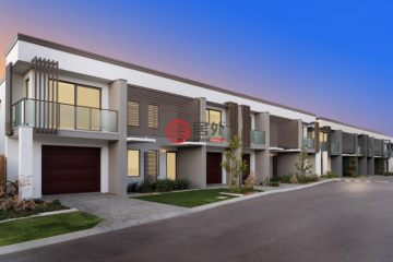 居外网在售澳大利亚4卧3卫新房的房产总占地200平方米AUD 534,900