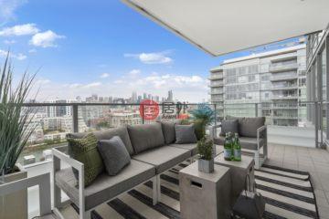 居外网在售美国旧金山3卧3卫的房产总占地144平方米USD 2,795,000