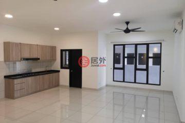居外网在售马来西亚吉隆坡3卧2卫的房产总占地100平方米MYR 2,000 / 月