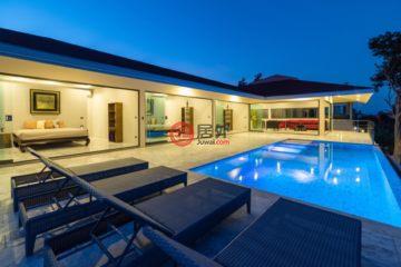居外网在售泰国3卧3卫新房的房产总占地584平方米THB 25,500,000