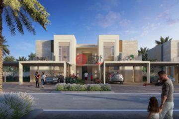居外网在售阿联酋3卧2卫新房的房产总占地141平方米AED 1,000,000