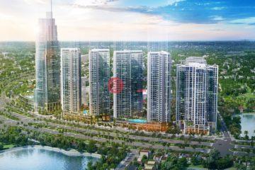 居外网在售越南2卧2卫新开发的房产总占地143600平方米USD 144,900