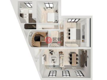 比利时的房产,Avenue Capouillet,编号37768775