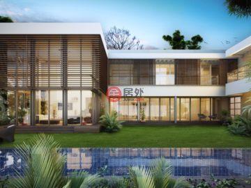 居外网在售阿联酋迪拜4卧5卫的房产总占地572平方米AED 11,380,000