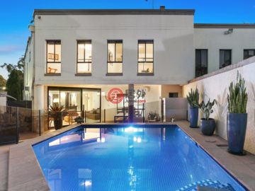 居外网在售澳大利亚Carss Park3卧4卫的房产总占地550平方米AUD 1,730,000