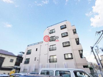 居外网在售日本Tokyo2卧1卫的房产总占地53平方米JPY 25,500,000