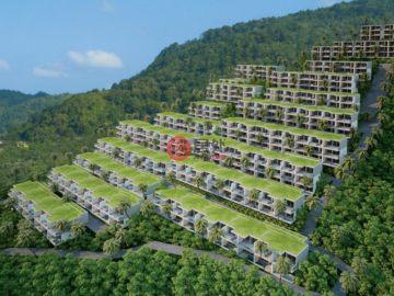 居外网在售泰国新开发的新建房产总占地50平方米THB 4,090,000起