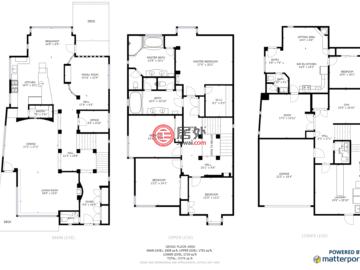 加拿大安大略省多伦多的房产,13 Brentwood Ave,编号50038230