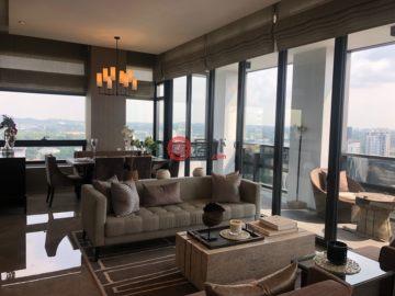 居外网在售新加坡3卧3卫新开发的公寓总占地10405平方米SGD 6,151,000