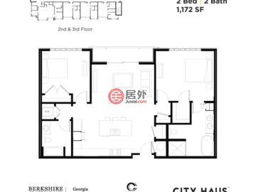 美国佐治亚州亚特兰大的新建房产,22 Airline Street NE,编号42588621