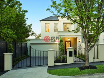 澳洲房产房价_维多利亚州房产房价_Camberwell房产房价_居外网在售澳洲Camberwell4卧4卫特别设计建筑的房产总占地505平方米AUD 3,650,000