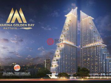 居外网在售泰国2卧1卫新开发的新建房产总占地23200平方米THB 3,600,000起