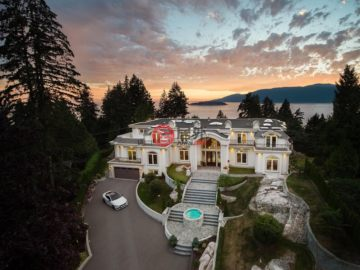 Italian Luxury View Mansion