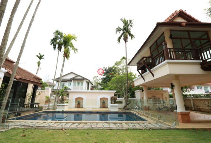 泰国清迈5卧7卫原装保留的房产