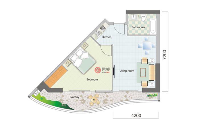 柬埔寨西哈努克市Sihanouk Ville的房产, Vithei Krong, Krong Preah Seihanu, Preah Seihanu,,编号39223936