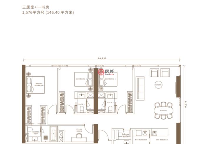 马来西亚Kuala Lumpur吉隆坡的房产,编号51670278