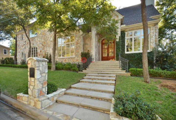 美国德克萨斯州奥斯汀的房产,2101 Matthews Dr,编号58878618
