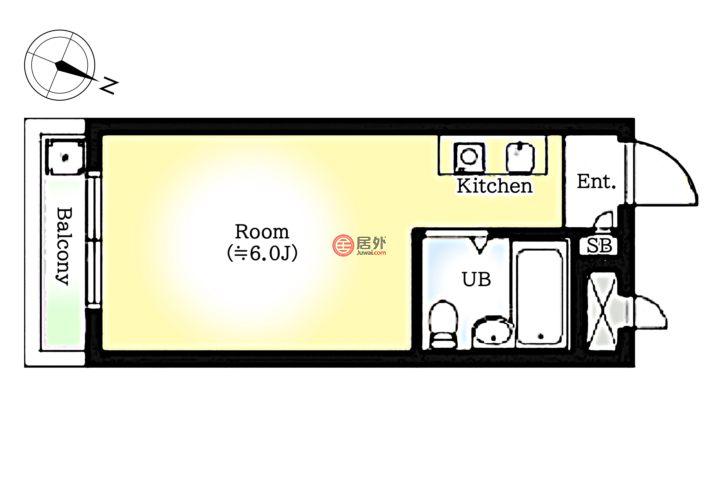 日本JapanTokyo的房产,编号54969661