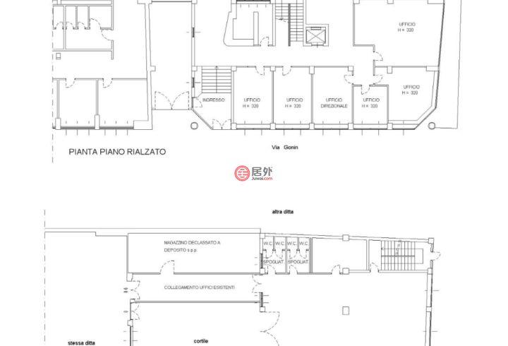 意大利MilanoMilano的商业地产,Via Francesco Gonin, 53/55,编号47740758