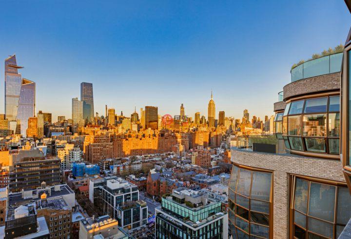 美国纽约州曼哈顿的多单元,515 W 18th St,,编号54698531