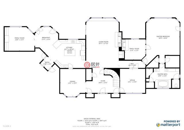 美国伊利诺伊州莱克福里斯特的房产,13535 Lucky Lake Dr,编号52791493
