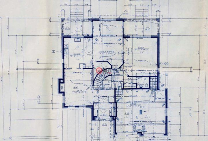 加拿大魁北克Montreal West的房产,4843 Colonial,编号49055676