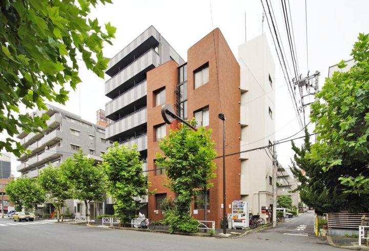 东京墨田区一栋投资楼 可保证租金,编号29022