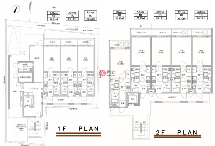 日本JapanKita-Ku的商业地产,5-4-6,编号57299209