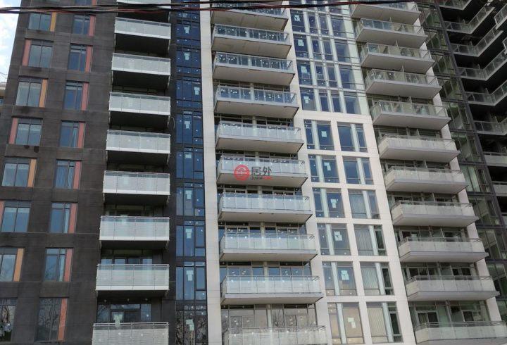 加拿大安大略省多伦多1卧1卫的房产,编号32391