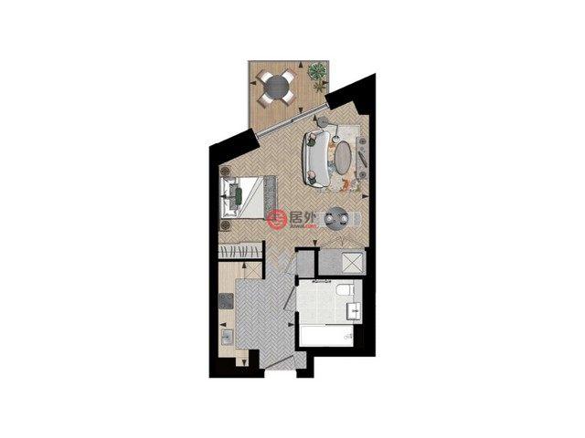 英国英格兰伦敦的房产,Bromley by Bow,编号52197109