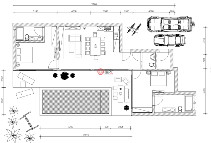 泰国普吉府的房产,Orbita Villas Rawai, Tambon Rawai,编号43483088